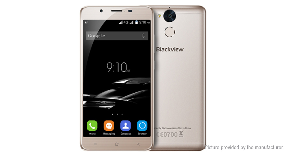 Product Image: blackview-p2-5-5-octa-core-marshmallow-lte