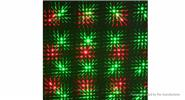 Alight CPD-01 30mW Green + 100mW Red Laser Decorative Landscape Projector Light (US)