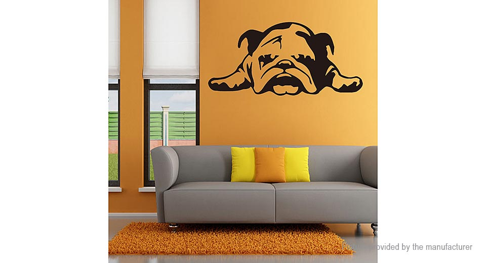 Dog Styled Removable Wall Sticker Home Decor
