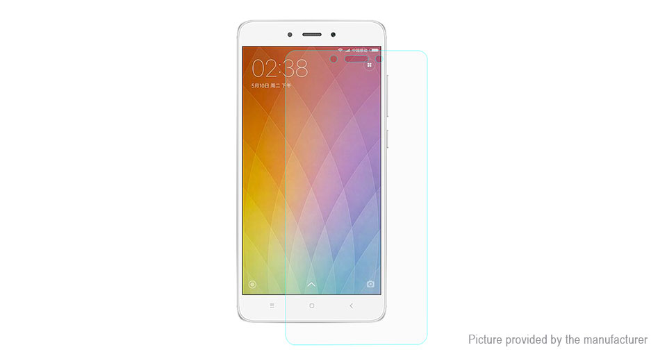 Hat.Prince 2.5D Tempered Glass Screen Protector for Xiaomi Redmi Note 4