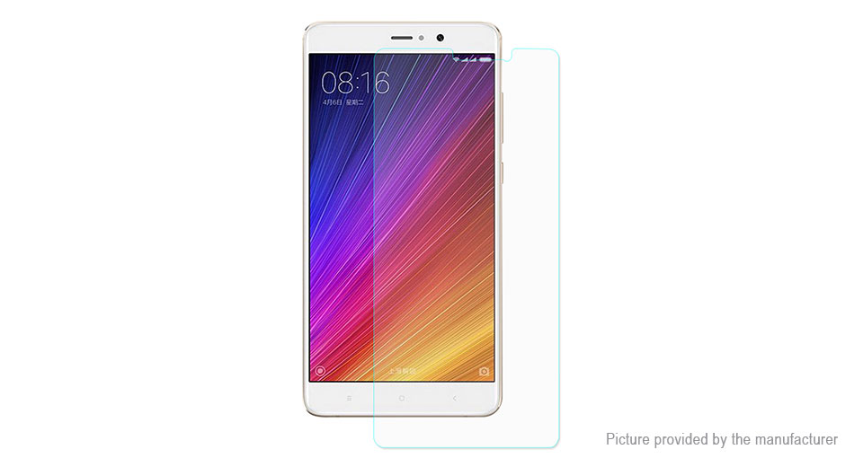 Hat.Prince 2.5D Tempered Glass Screen Protector for Xiaomi Mi 5s Plus