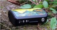 Authentic Arctic Dolphin Adonis Plus 210W TC VW APV Box Mod
