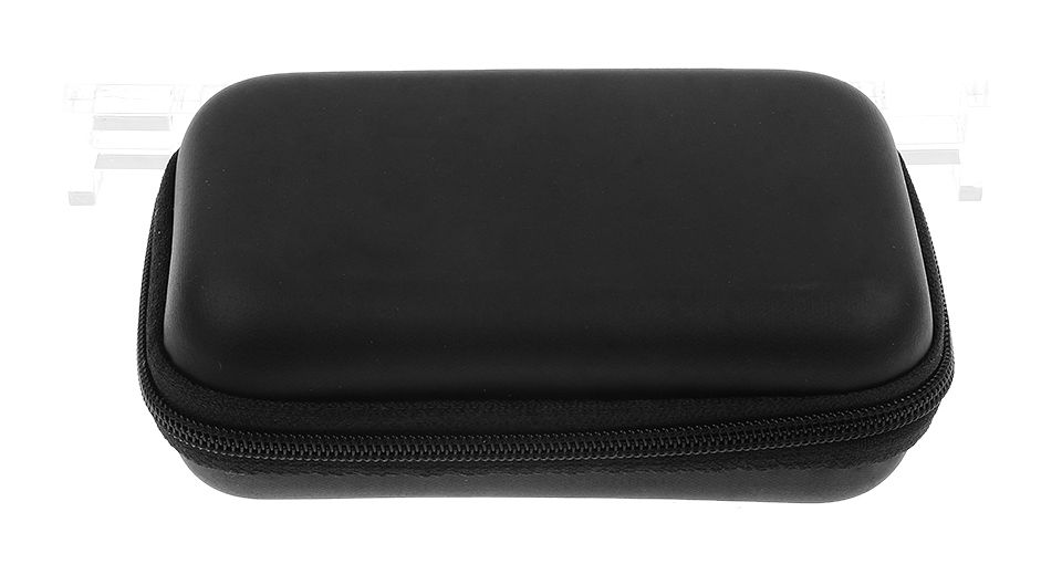 "Portable Zipper 2.5"" Hard Disk Drive Case Bag Caddy Protection Pouch"