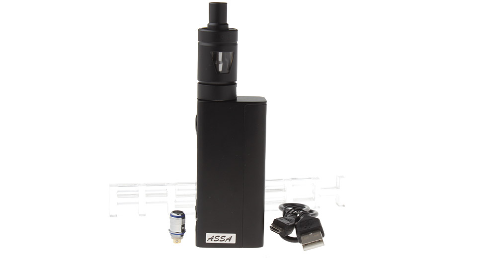 eVic VTC Mini 75W Styled TC VW APV Box Mod Kit