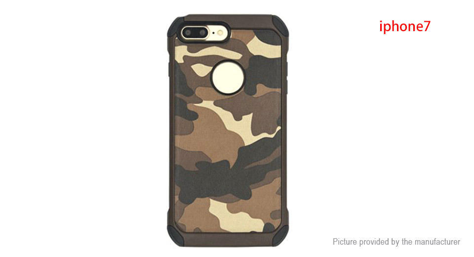Product Image: nxcase-camouflage-dual-layers-protective-back