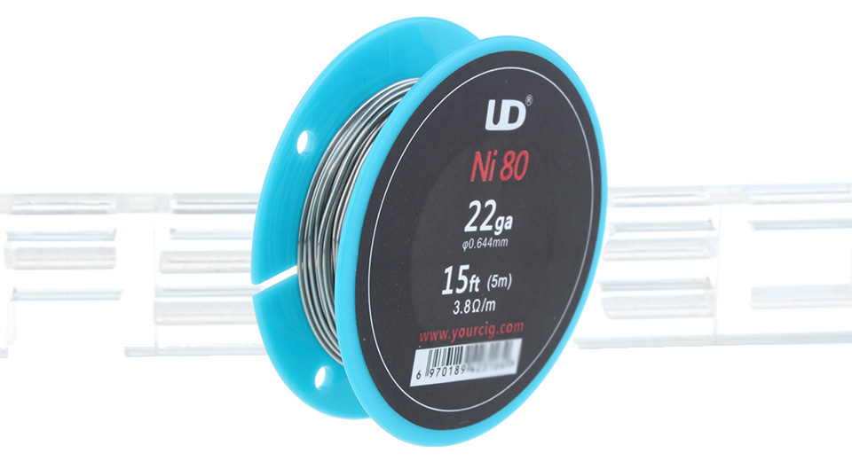 Product Image: authentic-youde-ud-nichrome-heating-wire-for-rba