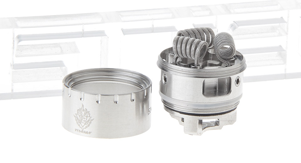 $10.67 Authentic Smoktech SMOK TFV12 Replacement RBA-T Coil Head at ...