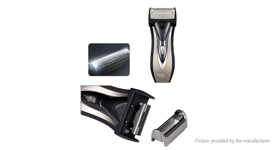 FLYCO FS626 Rechargeable Electronic Reciprocating Shaver