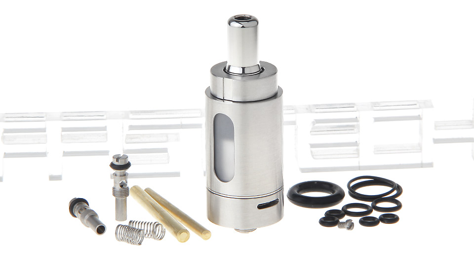 Coppervape Tilemahos Armed Styled RTA Rebuildable Tank Atomizer