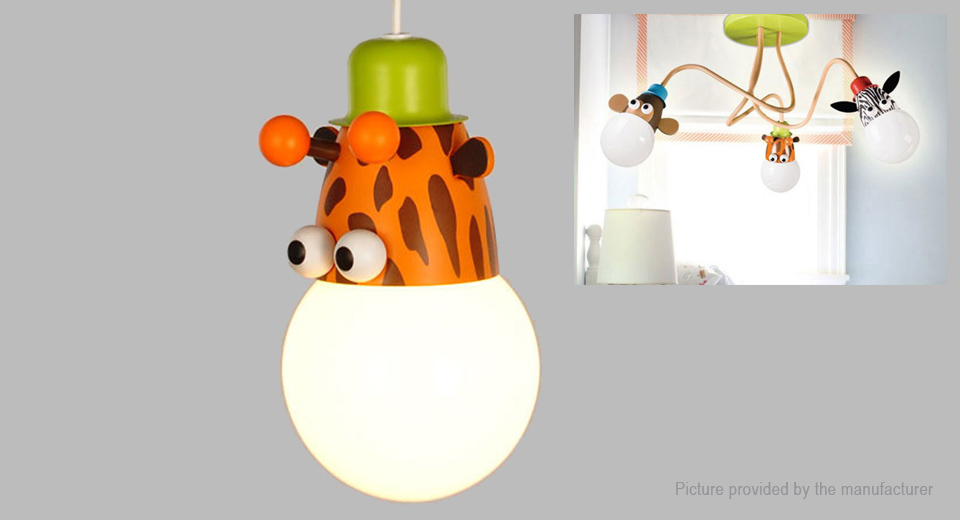 Product Image: creative-giraffe-styled-chandelier-ceiling-light