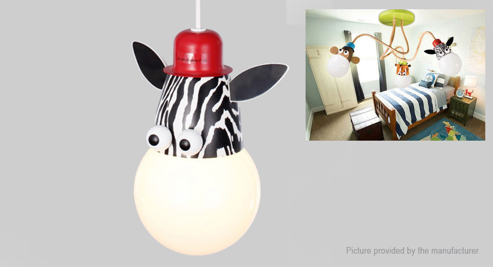 Product Image: creative-zebra-styled-chandelier-ceiling-light