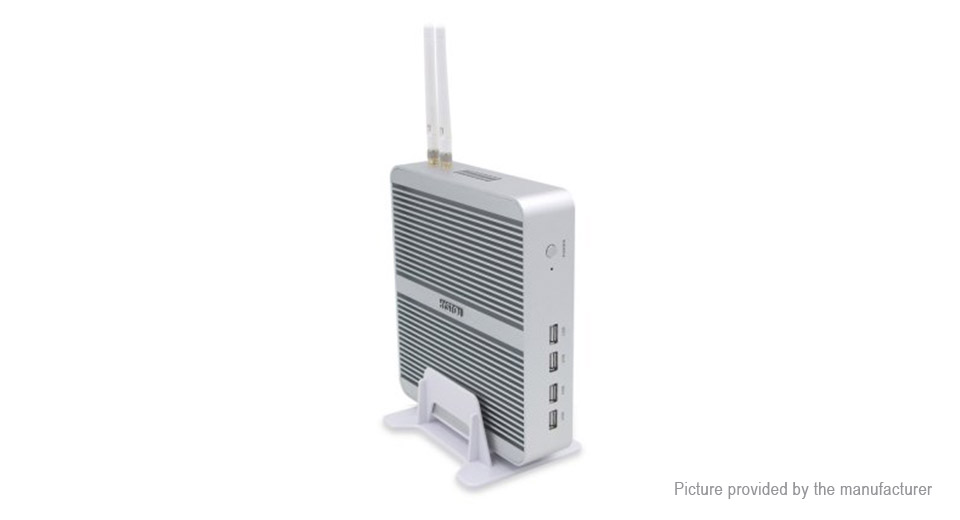 HYSTOU FMP03B-i5-7200U Dual-Core Mini PC (256GB/UK)