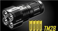 Authentic Nitecore TM28 LED Flashlight
