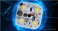 20W 4*LED 2400LM 6500K Pure White LED Motorcycle Headlamp