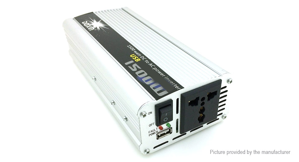 Product Image: doxin-1500w-car-dc-24v-to-ac-220v-power-inverter