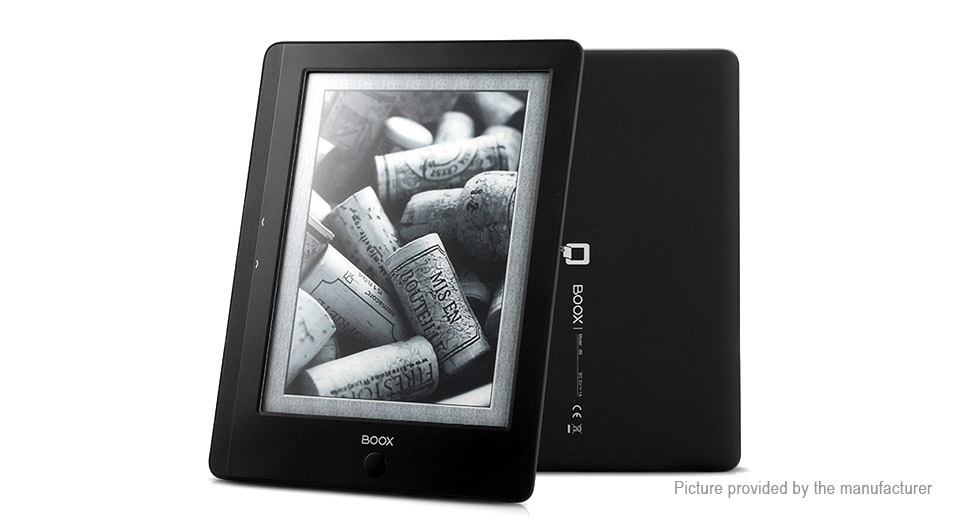 "ONYX BOOX I86ML Plus 8"" E-ink Touch Screen E-book Reader (8GB)"