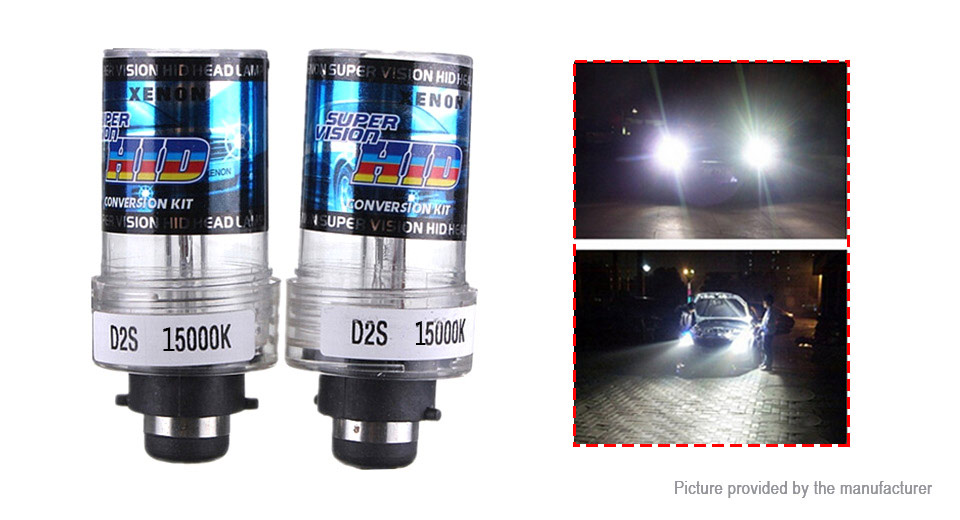 Product Image: losun-d2s-35w-1800lm-15000k-dark-blue-light-car