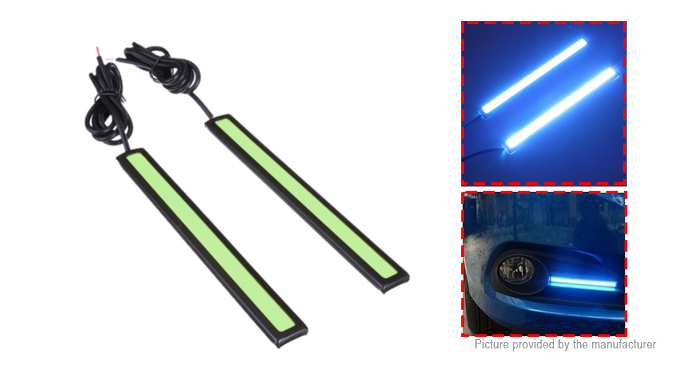 Product Image: 5w-1-cob-500lm-ice-blue-light-led-car-daytime