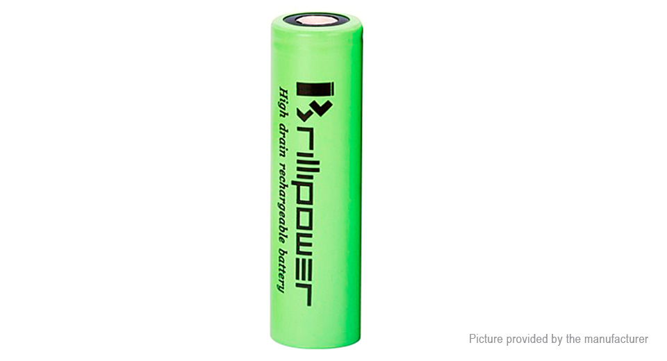 Product Image: brillipower-imr-18650-3-7v-3100mah-rechargeable