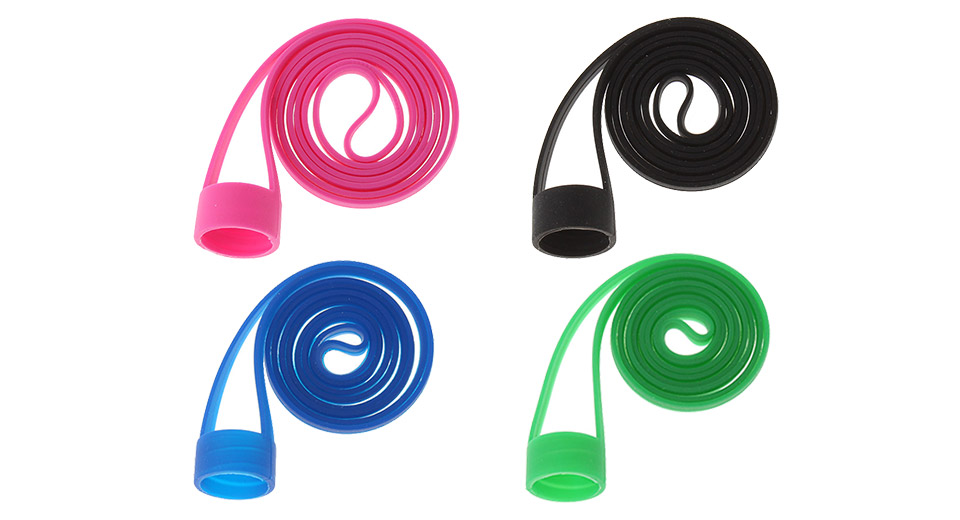 Product Image: silicone-lanyard-w-ring-for-e-cigarettes-4-pieces