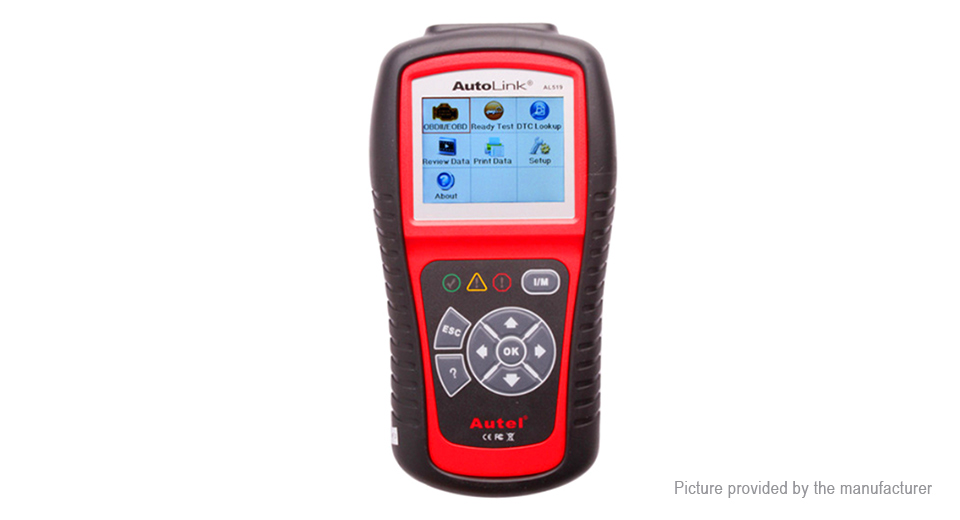 Product Image: authentic-autel-autolink-al519-obd2-obdii-can-car