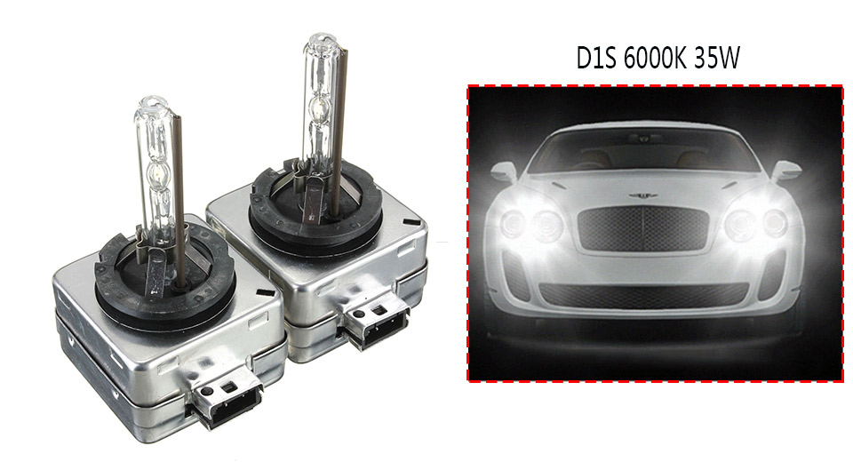Product Image: d1s-35w-2400lm-6000k-pure-white-car-hid-xenon