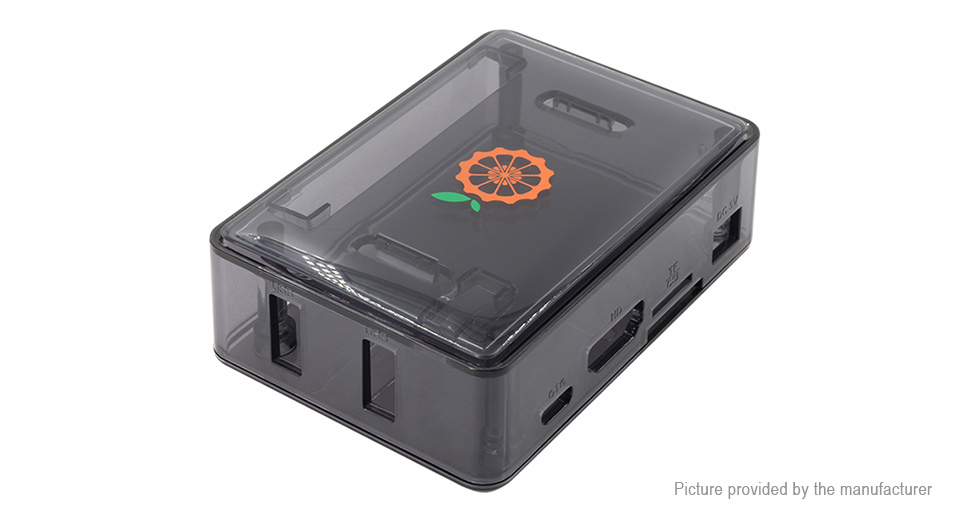 Authentic Orange Pi Lite Protective Plastic Shell Case