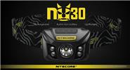 Authentic Nitecore NU30 LED Headlamp