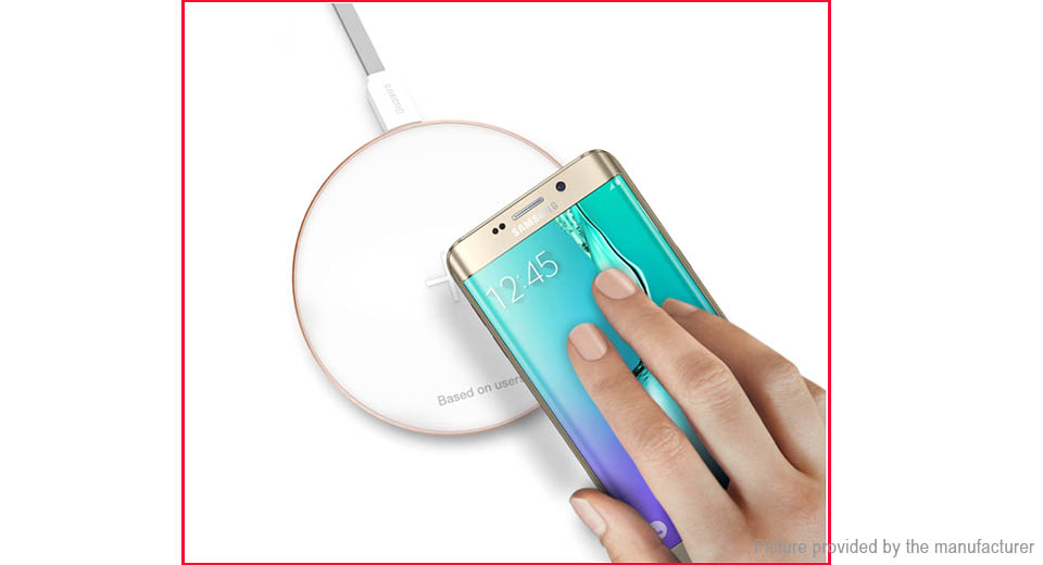 F16 Fast Charge Qi Inductive Wireless Charger Transmitter