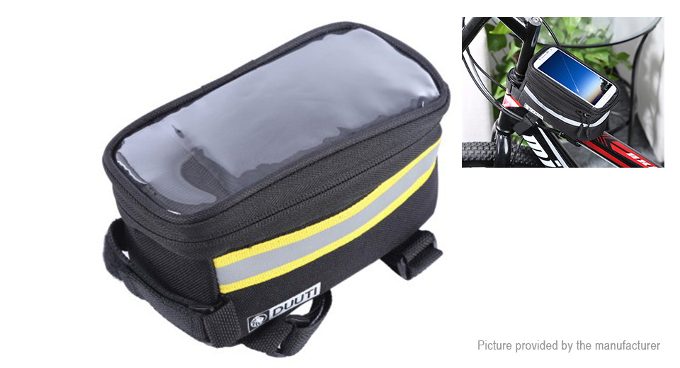 Product Image: duuti-bicycle-frame-front-tube-pannier-bag-touch