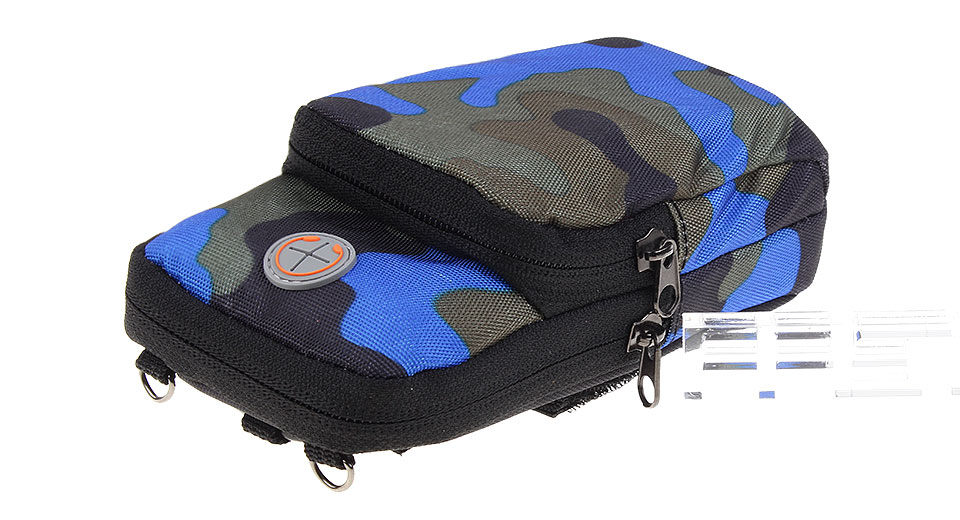Sports Camo Cell Phone Armband Bag Pouch Case