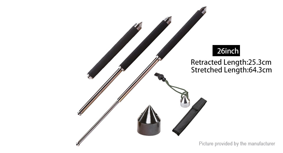 Product Image: outdoor-portable-telescopic-self-defense-stick-w
