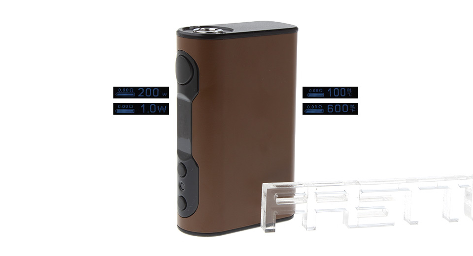 Authentic Eleaf iStick QC 200W 5000mAh TC VW APV Mod