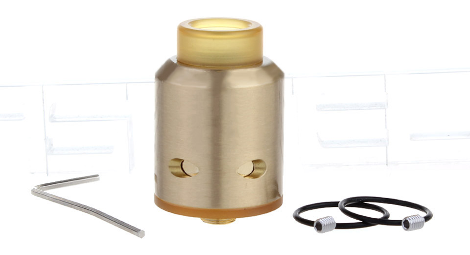 Product Image: mad-dog-styled-rda-rebuildable-dripping-atomizer