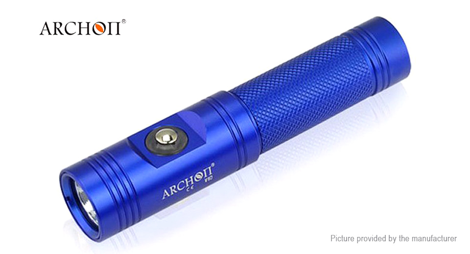Product Image: authentic-archon-v10s-diving-led-flashlight