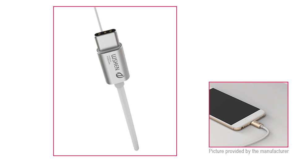 Product Image: wsken-usb-c-to-usb-2-0-data-sync-charging-cable