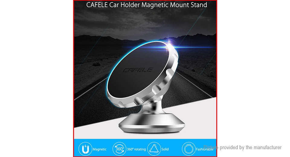 Cafele Car Magnetic Mount Cell Phone Holder Stand