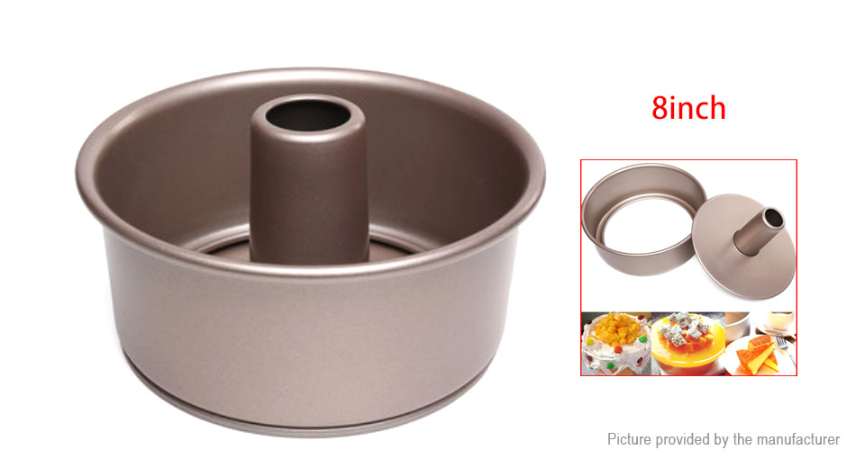 Product Image: chef-made-carbon-steel-non-stick-cake-pan-tin