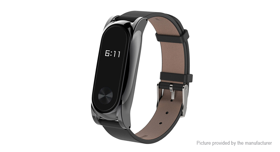 Product Image: mijobs-replacement-leather-wristband-for-xiaomi