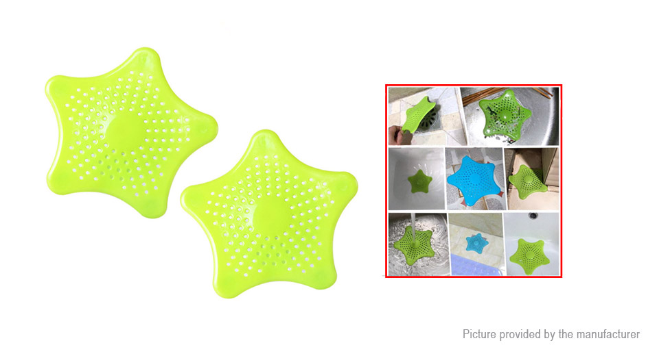 Product Image: starfish-bathroom-sink-drain-hair-catcher