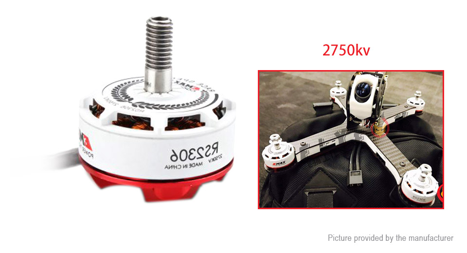 Product Image: emax-rs2306-2750kv-race-spec-brushless-motor-for
