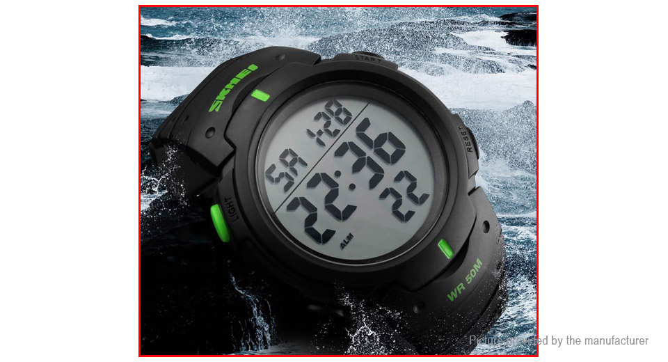 Authentic Skmei 1068 Unisex LED Digital Sports Wrist Watch