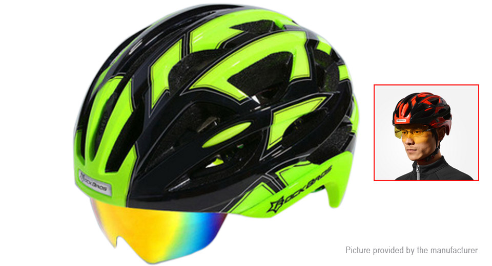 Product Image: rockbros-outdoor-bicycle-cycling-helmet-w-goggles