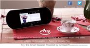 Zettaly AVY 407 Portable Wifi Buetooth V4.0 Smart Speaker
