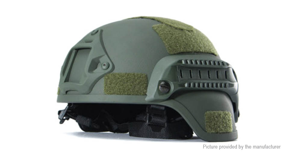 Product Image: mich-2000-tactical-hunting-combat-cs-helmet-w