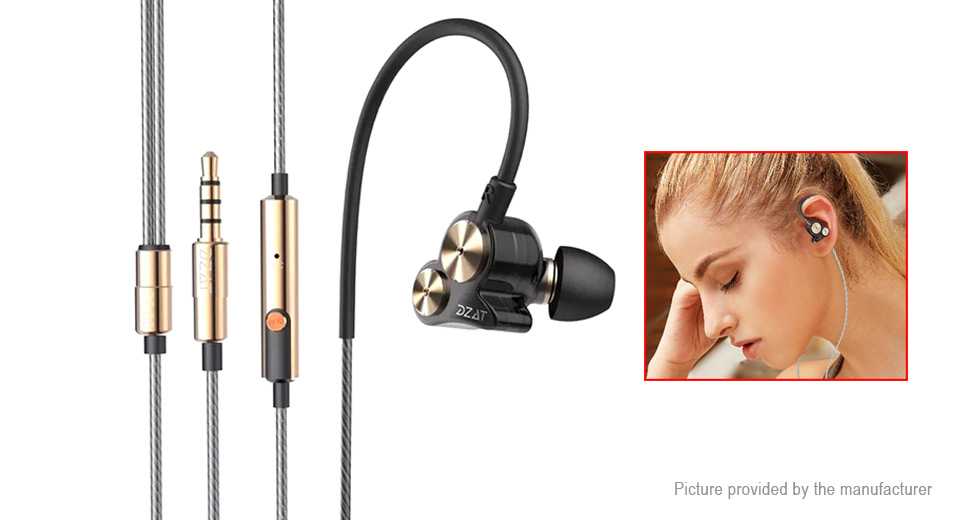 Product Image: dzat-df-05-hifi-in-ear-earphone