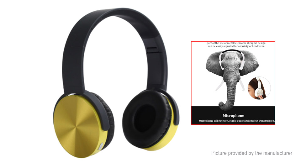 Product Image: lc9200-folding-stereo-bluetooth-v4-1-headphone