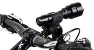 GUB G-329 Bicycle Handlebar Extender Stopwatch Flashlight Holder Rack