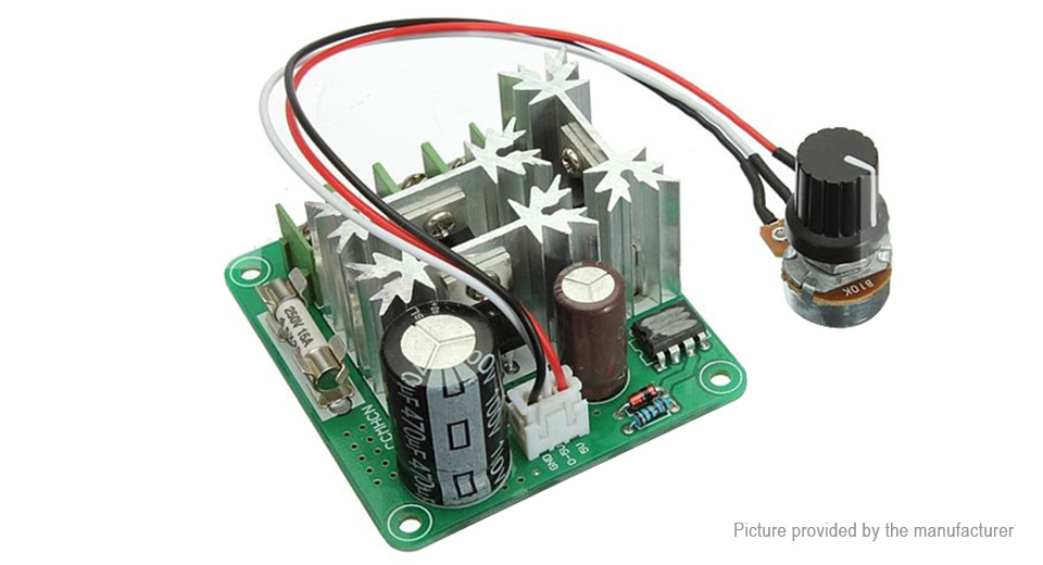Ccmhcn 6 90v 15a Pwm Controller Dc Motor Speed Controller At Fasttech Worldwide Free
