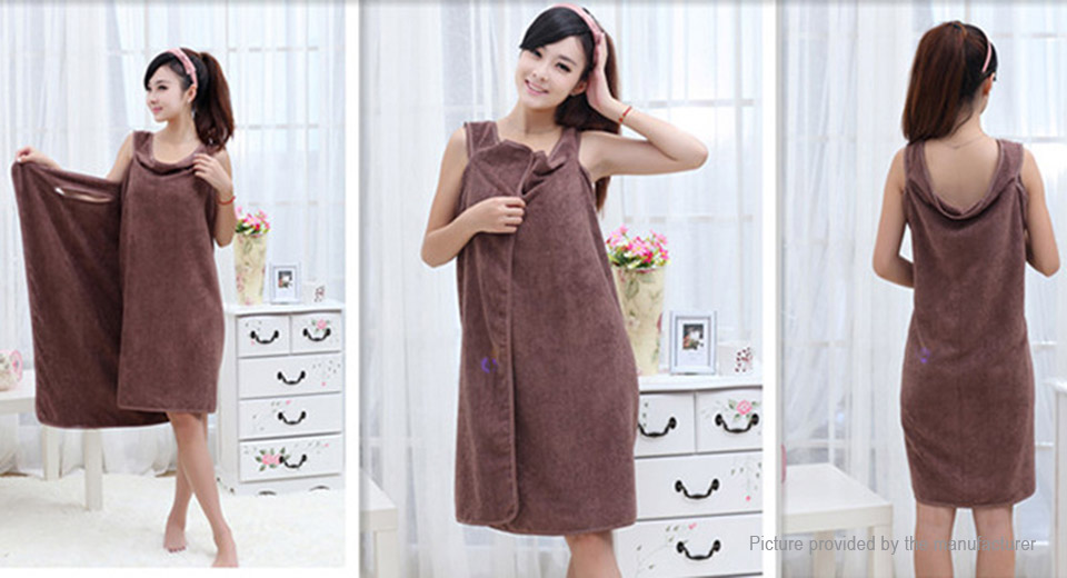 Product Image: super-soft-wearable-microfiber-bath-towel